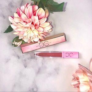 Domonique Cosmetics Lip Gloss in Peach Tea